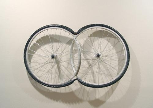 Obra Mitosis de rueda