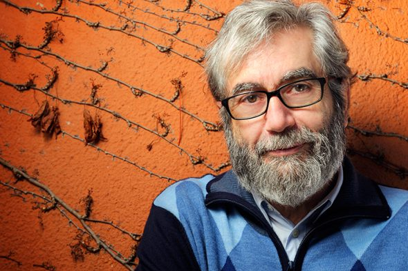El escritor Antonio Muñoz Molina. Foto: Roberto Villalón.