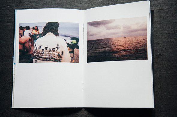 Fotolibro 'La piu bella isola' sobre Formentera de Ana Zaragoza.