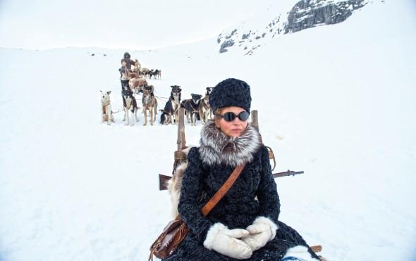 La actriz Juliette Binoche protagoniza 'Nadie quiere la noche' de Isabel Coixet.
