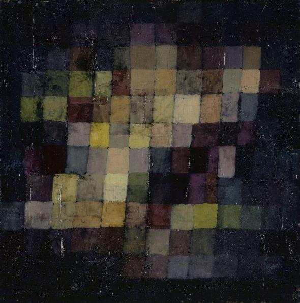 Paul Klee (1879–1940); Alter Klang; 1925, 236. Kunstmuseum Basel, legado de DR h.c. Richard Doetsch-Benzinger. Basel, 1960.