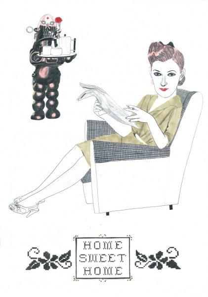 Ilustración de Sonia Pulido.