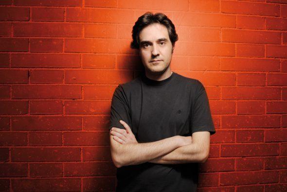 El fotógrafo David Hornillos Foto: Roberto Villalón.