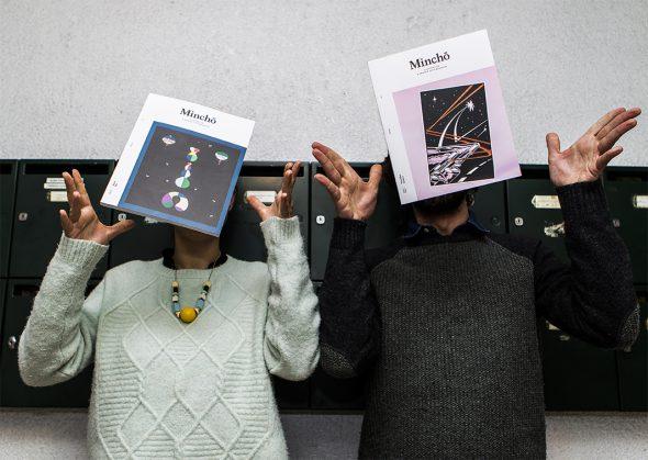 editores de Mincho Press. Foto: Sergio García.