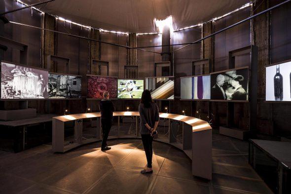 Imagen de la exposición Watch me move.
