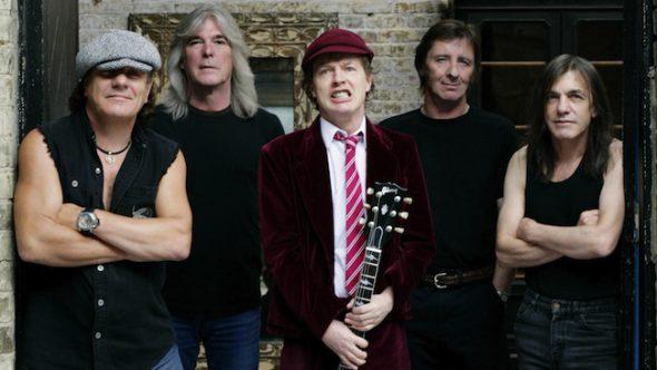 La banda AC/DC