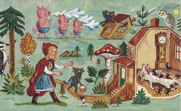 Ilustración de 'Mundo Loco'.