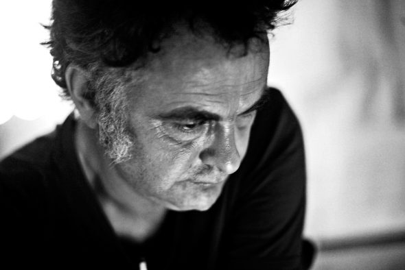 El dramaturgo Javier Montero.