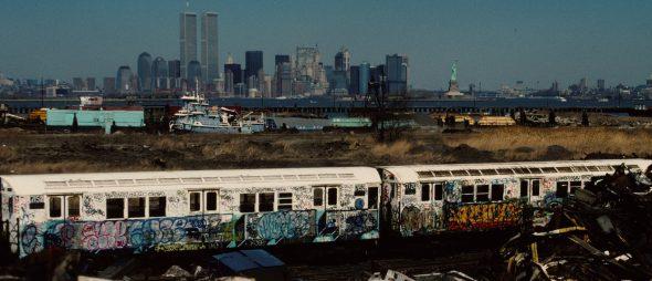 Skyline de Manhattan. Fotografía: Steven Siegel.