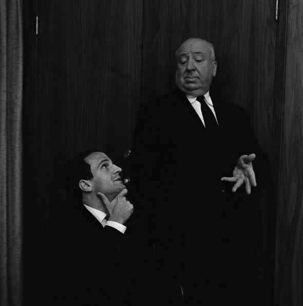 Un fotograma del documental 'Hitchcock/Truffaut'.