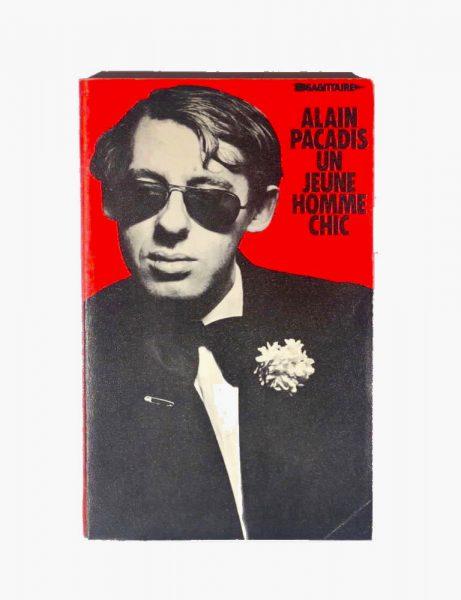 Un jeune homme chic, Alain Pacadis (1978). Primera edición.