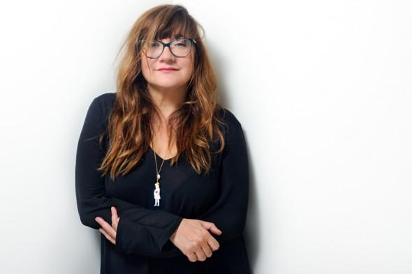 La cineasta Isabel Coixet. Foto: Roberto Villalón.