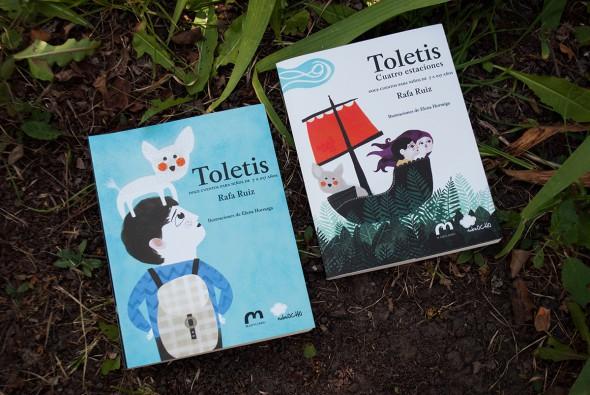 'Toletis' y 'Toletis 4 estaciones'.