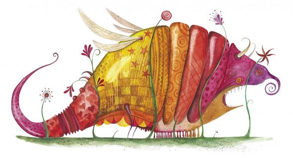 Metamorcillo, uno de los animales