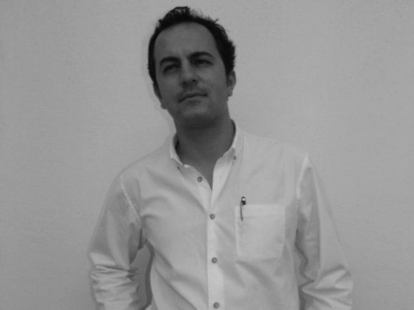El escritor Rafael García Maldonado. Foto: Miguelón.
