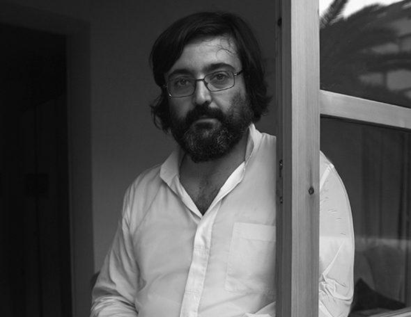 Miguel Aguilar, director literario del sello Debate. Foto: Marta Calvo.