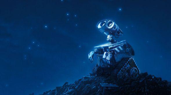 Un fotograma de la película Wall-e. Foto: Disney.