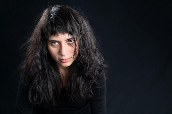 La escritora Mariana Torres. Foto: Isabel Wagemann.