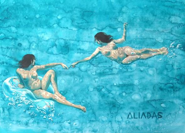 Obra de Nuria Meseguer.