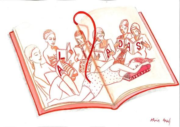 Obra de Alicia Arias.
