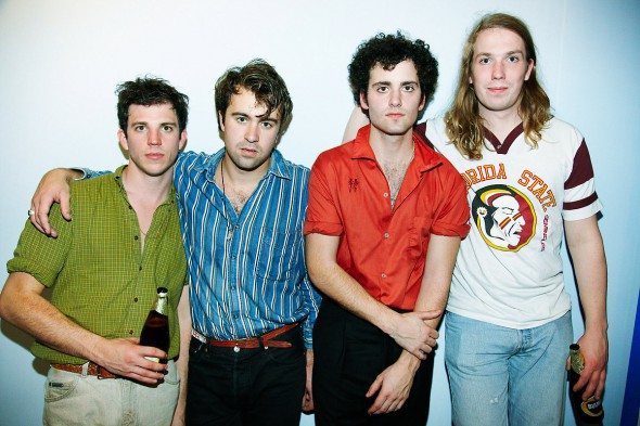 The Vaccines.