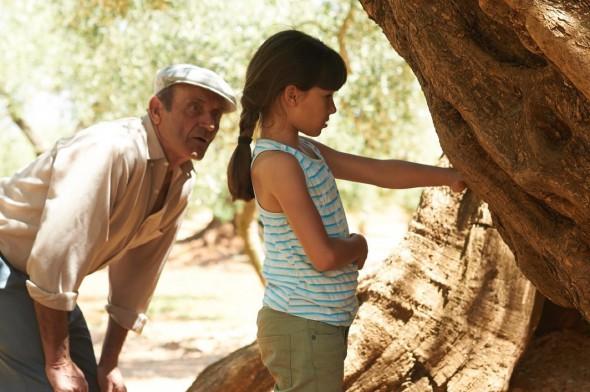 Fotograma de la película 'El Olivo' de Iciar Bollaín. Foto: José Haro.