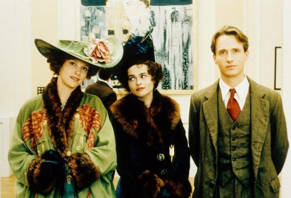 Un fotograma de la película 'Las alas de la paloma'.