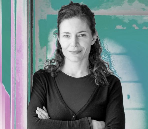 La arquitecta Carolina González Vives.