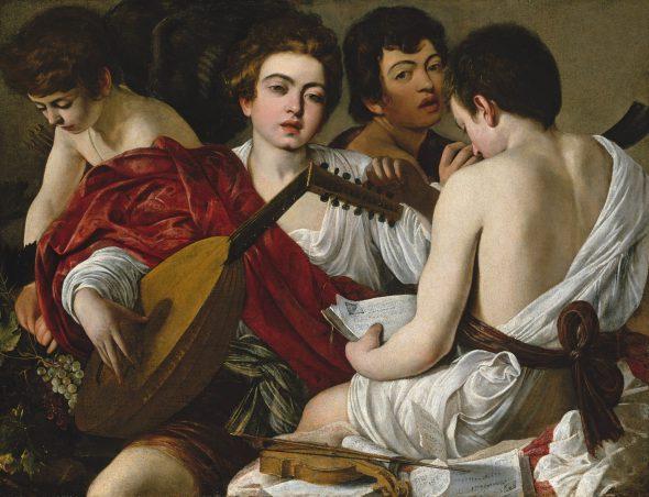La sensualidad desbordante de Caravaggio llega al Thyssen