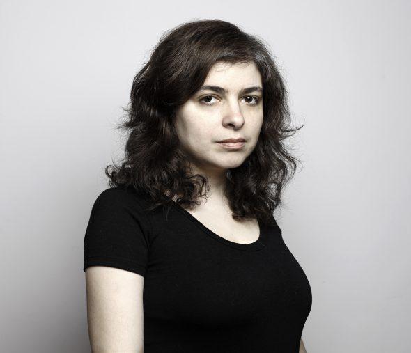 La escritora Mariana Enríquez. Foto: Nora Lezano.