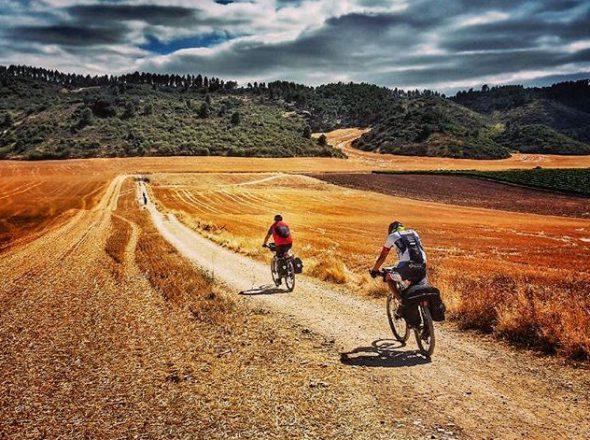 Camino de Santiago, 2016. Foto: Instagram/@1000click