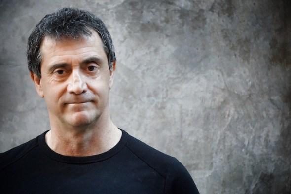El pedagogo teatral Luis Sampedro