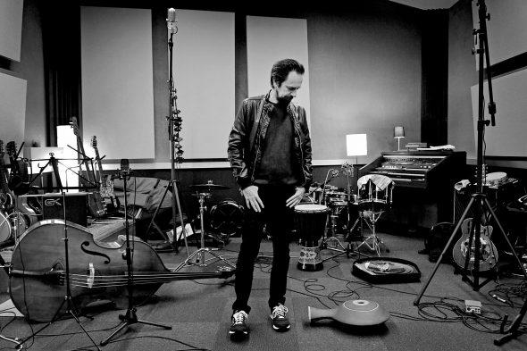 El músico Diego Vasallo. Foto: Maxi