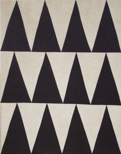 Antonio Ballester. 'Triángulos'.