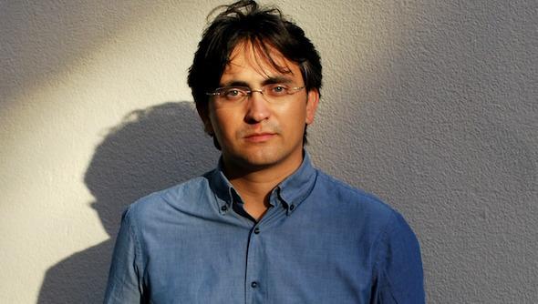 El escritor Gonzalo Torné.