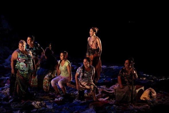 La Fuenteovejuna de Pepa Gamboa. Foto: Teatro Español.