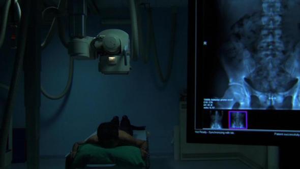 Fotograma de 'Il Castello', película que ha inaugurado la XI edición del festival Punto de Vista de Cine Documental.