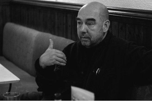 El filósofo Santiago Alba Rico. Fotografía: Sara Baquero Leyva