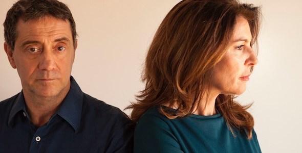 Sara Torres y Luis Sampedro protagonizan 'Tiempo compartido'.