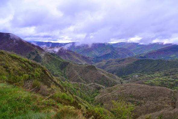 Los montes del Caurel.