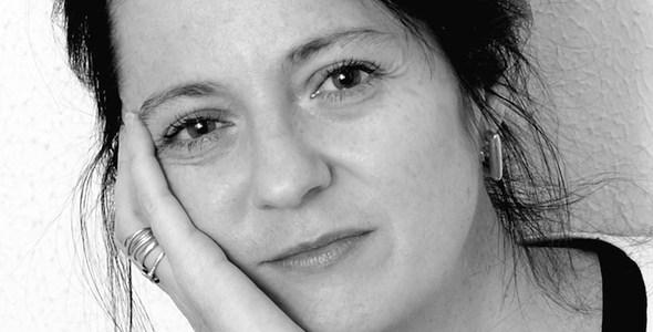 La escritora Marta Sanz. Foto: Berta Sánchez Casas