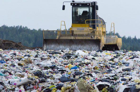 Vertederos de basura. Foto: Pixabay.