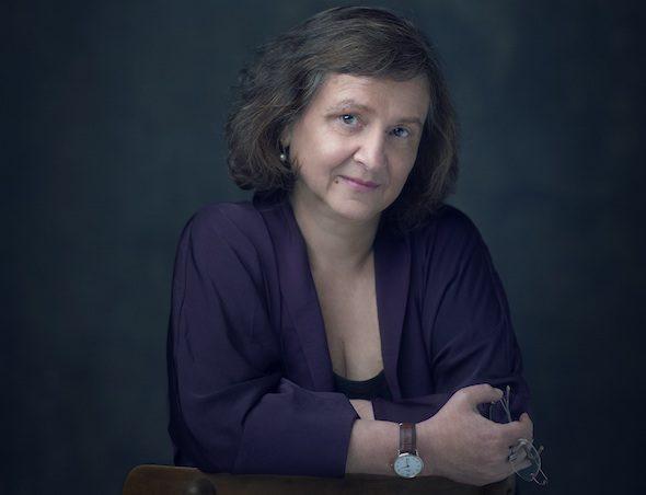La escritora Clara Obligado. Foto: Manolo Yllera.