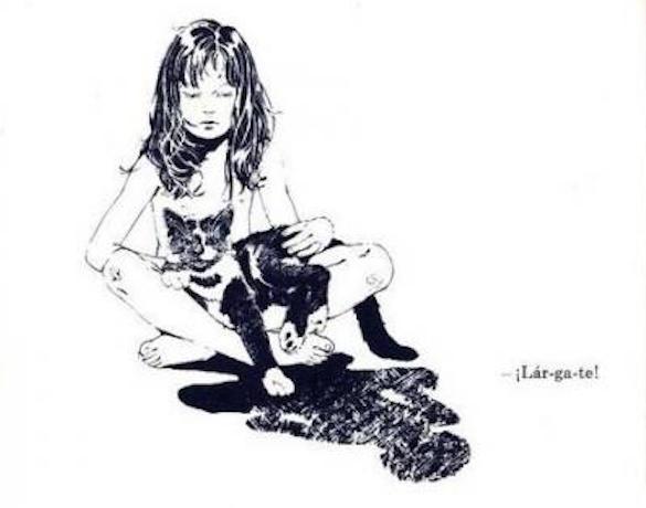 """""""Julia, la niña que tiene sombra de chico."""