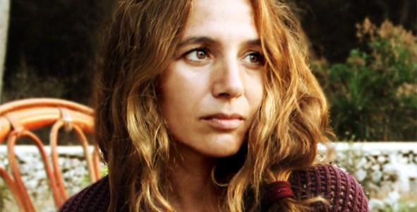 La escritora Isabel González.