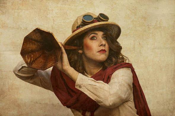 Chloé Bird en una imagen promocional.