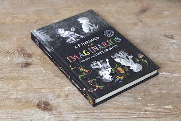 'Los imaginarios'. A. F. Harrodl. Ilustrado por Emily Gravett.