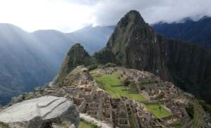 La ciudad de Machu Picchu. Foto: L.M.A.