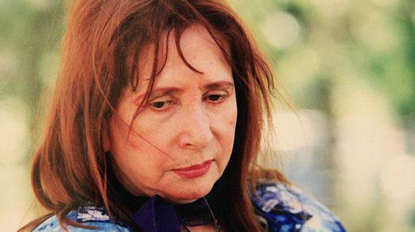 La poeta Marosa di Giorgio.