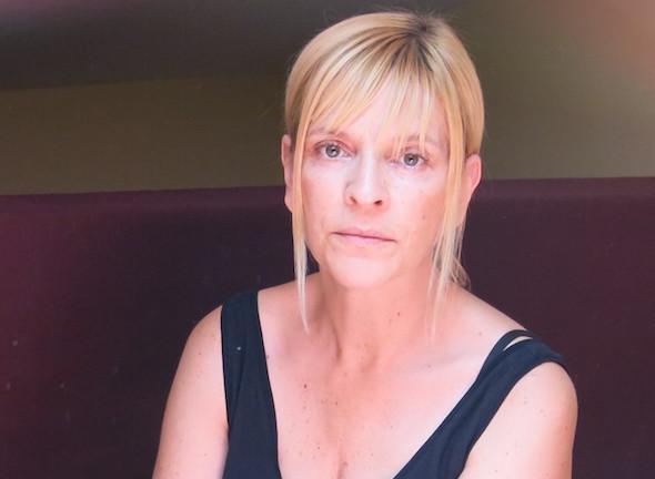 La psicóloga 'Camino García'.